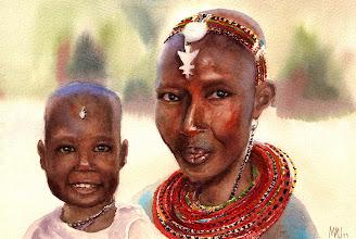 Photo: estudo de cores de pele, curso do Zuri.