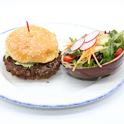 Brilliantly Meatless Burger