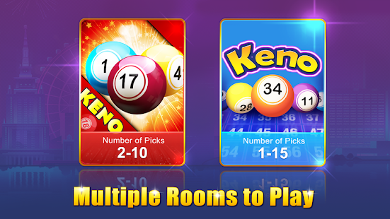 Best keno app for android