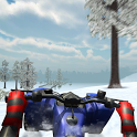 4x4 ATV Winter icon