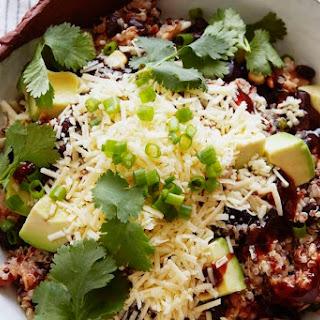 BBQ Chicken Quinoa Salad.
