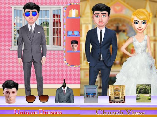 Marry Me : Christian Arranged Wedding Makeover 1.0 screenshots 3