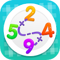 Math Games - Numbers Connect icon
