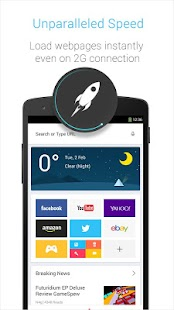 APUS Browser - Fast Download Screenshot 1