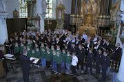 Photo: Jubiläumskonzert des Eupener Knabenchors zum 20-jährigen Bestehen Kirche St. Nikolaus, Eupen / 18.09.2011