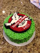 Photo: Ghostbuster Birthday Cake - July 2012  http://createsharerepeat.blogspot.com/2013/01/ghostbusters-birthday-cake.html