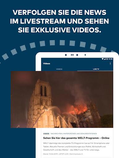 WELT News – Nachrichten live  screenshots 15