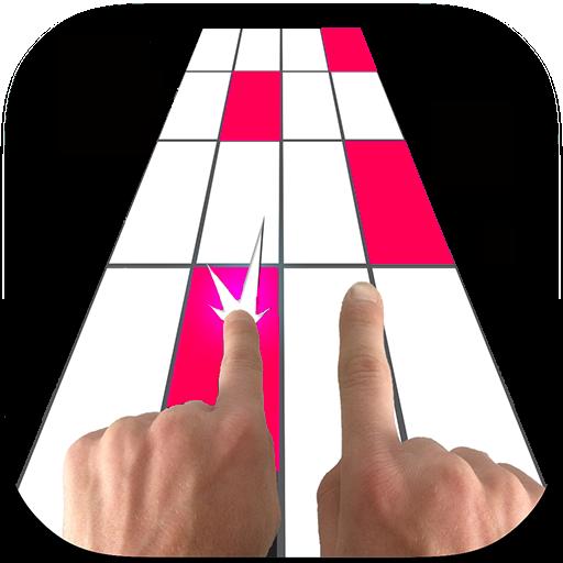 Piano Tiles : Pink Piano Tiles 音樂 App LOGO-硬是要APP
