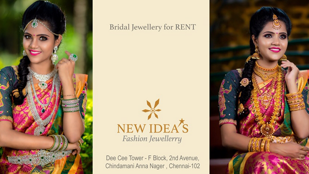 New Ideas Fashions Jewellery Bridal Jewellery For Rent In Chennai Rental Jewellery In Anna Nagar Temple Jewellery For Rent Nagas Lakshmi Bridal Jewellery For Rent In T Nagar
