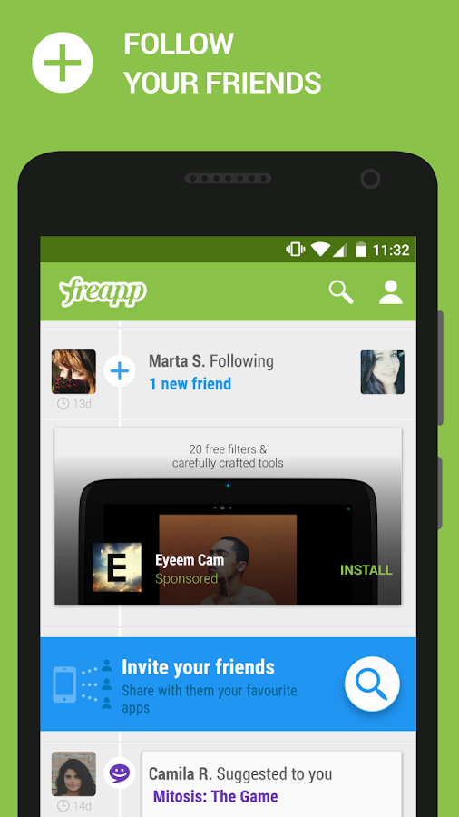 Freapp - Free Apps Daily- screenshot