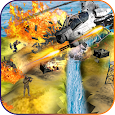 Gunship Helicopter Combat Strike