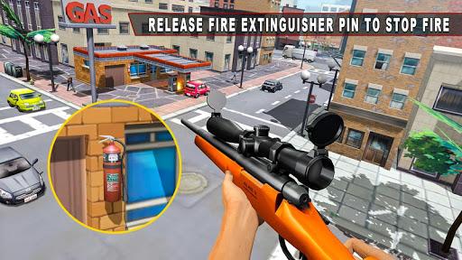 Sharp Sniper Shooter - Rescue Mission apktram screenshots 4