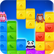 Game Juicy Candy Block - Blast Puzzle APK for Windows Phone