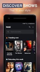 Hobi: TV Series Tracker, Trakt Client For TV Shows v2.1.6 [Premium] 3