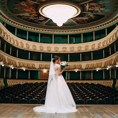 Wedding photographer Andrey Gelevey (Lisiy181929). Photo of 15.02.2018