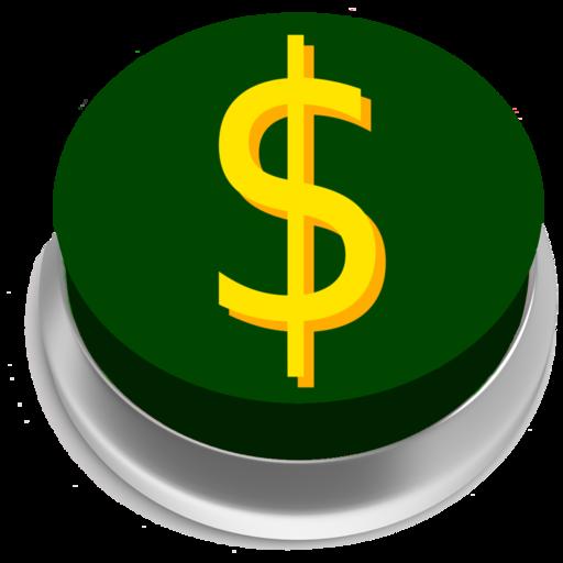 Dollar Machine Button