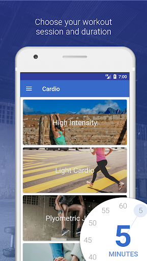 HIIT & Cardio Workout by Fitify  screenshots 2
