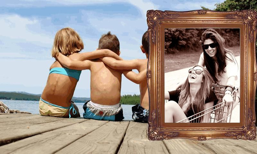Friendship Frames Photo Editor