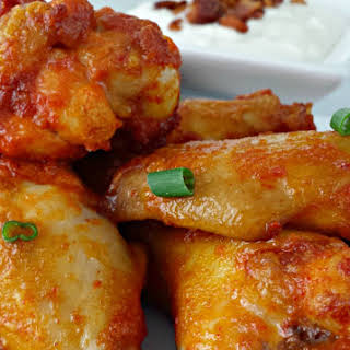 Spicy Hot Wings.