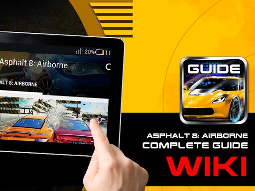 Guide for Asphalt 8: Airborne