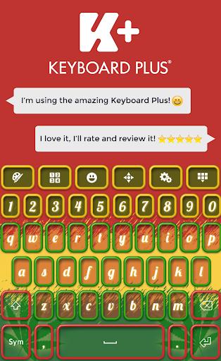 Keyboard Rasta HD