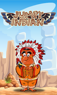Jumpy Indian - náhled