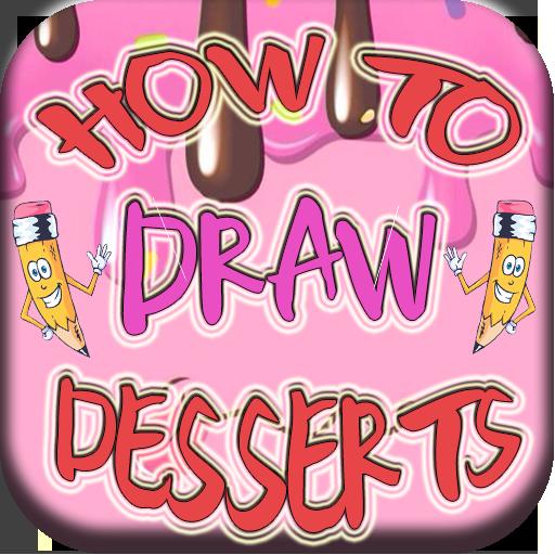 How to Draw Desserts screenshot