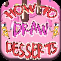 How to Draw Desserts - screenshot thumbnail 02