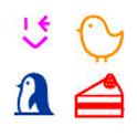 絵文字入力 icon