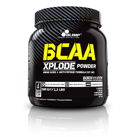 Olimp BCAA Xplode 500g - Strawberry