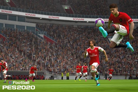 eFootball PES 2020 Mod Apk Download For Android 3
