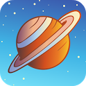 Planets for Kids Solar system icon