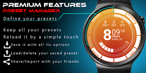 Venom Watch Face 1.2.22.130 screenshots 5