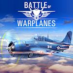Battle of Warplanes: Airplane Games War Simulator Icon