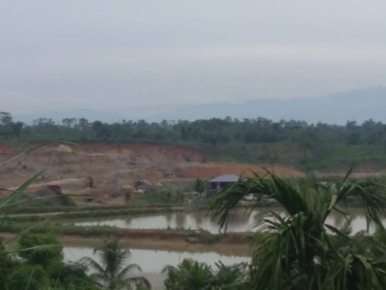 Galian C Ilegal Mengganas di Kecamatan Stm Hilir , Polresta Deli Serdang Belum Bertindak