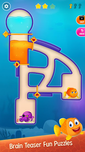 Save the Fish - Pull the Pin Game 10.3 screenshots 6
