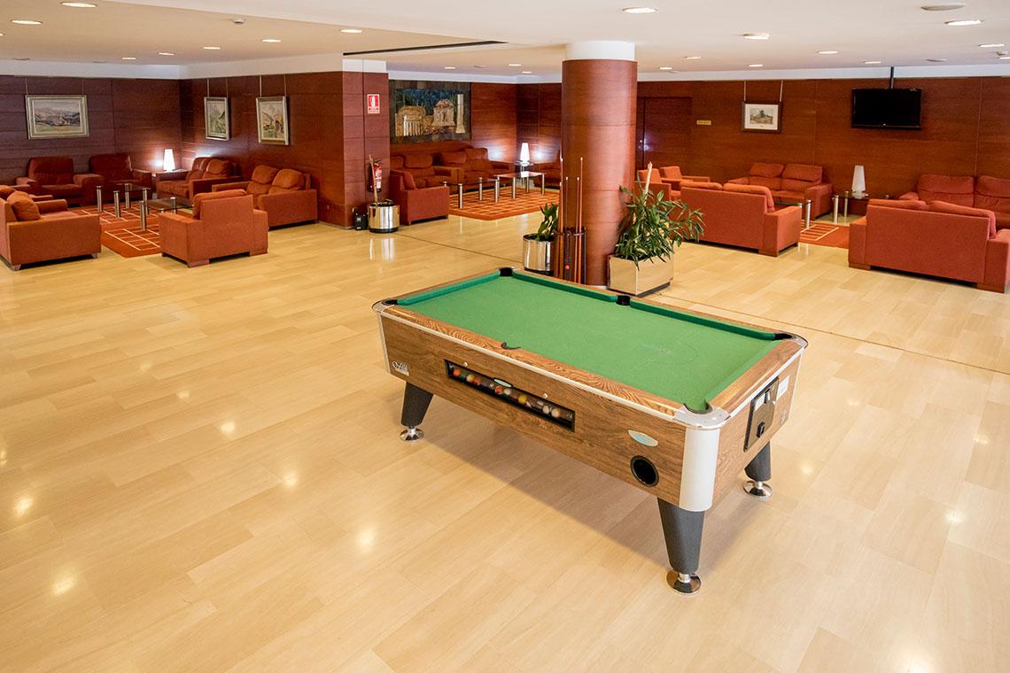 Hotel activities
