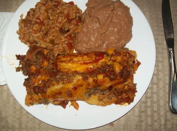 Enchilada~ Da~da's Recipe
