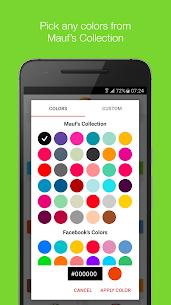 Mauf – Messenger Color & Emoji 2