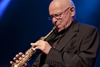 Photo: Gerd Dudek - European Jazz Ensemble - 25. Intern. Jazzfestival Viersen 2011 - Festhalle Bühne 1