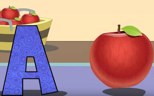abc the alphabets song screenshot