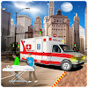 Ambulance Rescue Game 3D 2017