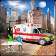 Big Ambulance Doctor Rescue 3D apk