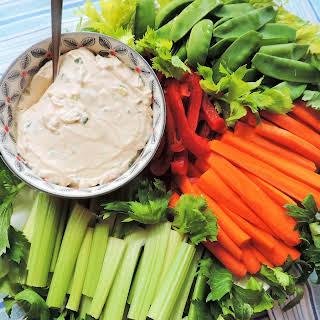 Mom's Vegetable Dip.