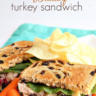 Waldorf Turkey Sandwich