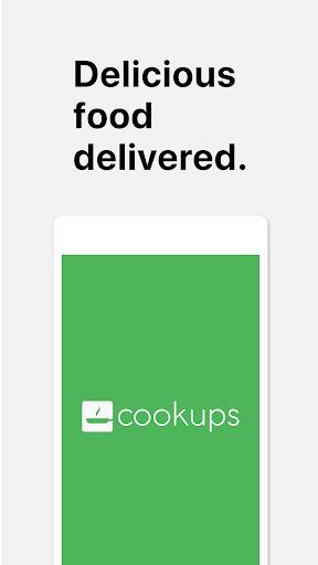 Cookups screenshots 1