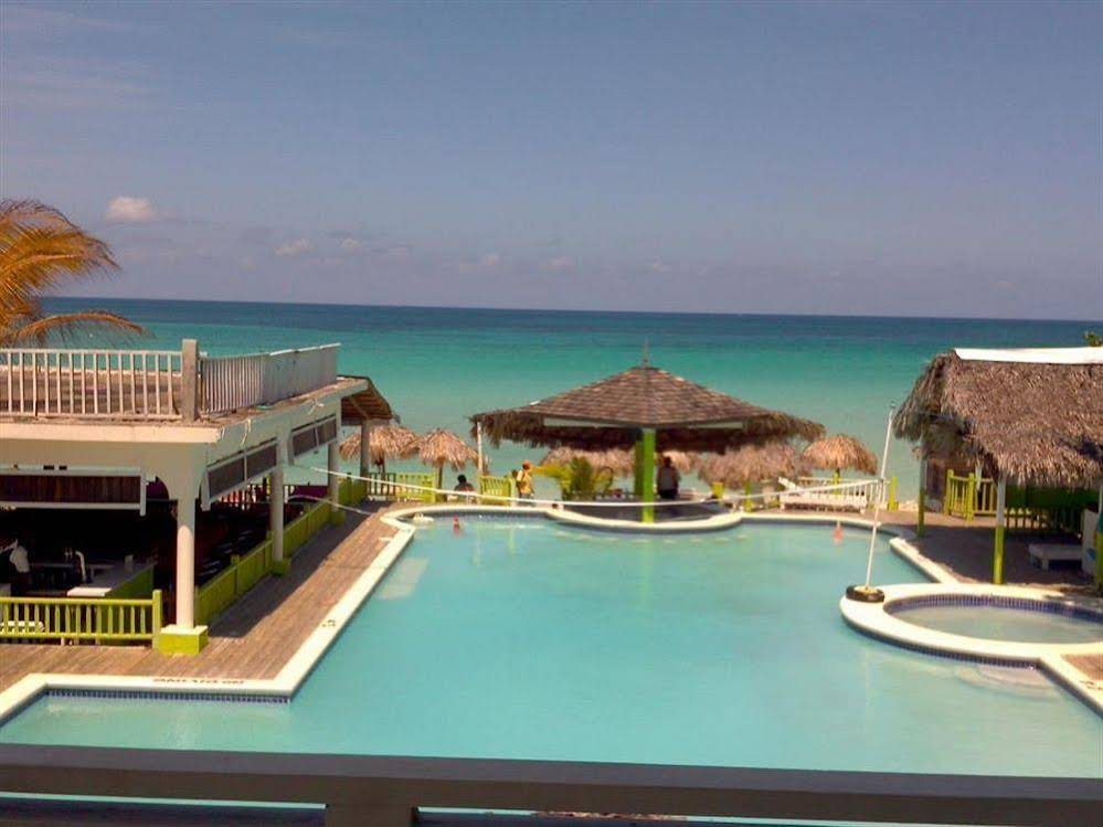 Fun Holiday Beach Resort Negril Jamaica