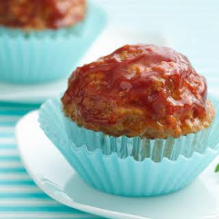 Turkey & Veggie Meatloaf Minis.