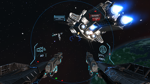 Project Charon: Space Fighter 2.1 screenshots 1