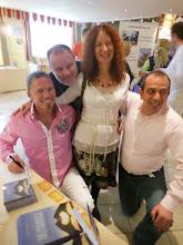 Photo: Sirius von Staden, Rolf Bickelhaupt,Eva Denk und Ralf Risch
